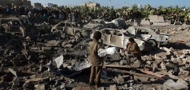 Arapska koalicija objavila kraj vazdušnih udara u Jemenu