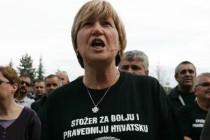 """""""Domoljubna"""" metla Ruže Tomašić"""