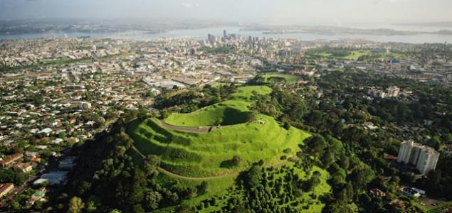 Auckland: Grad koji leži na više od 50 vulkana, Novi Zeland