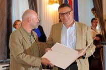 Branko Mijić novinar godine