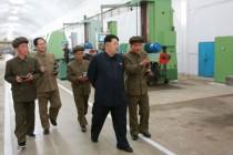 Sjeverna Koreja 'spremna na nuklearni napad