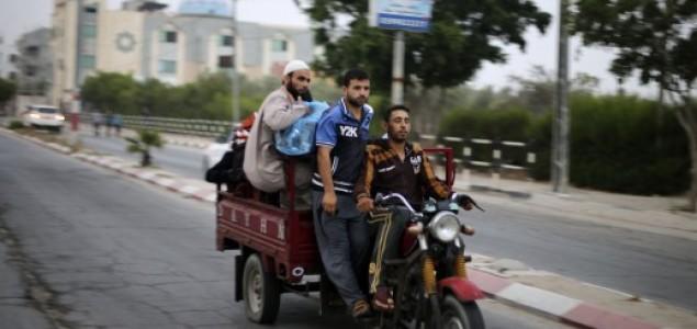 Palestincima zabranjena vožnja autobusom s Izraelcima