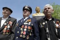 Staljinova bista postavljena u ruskom gradu Lipecku