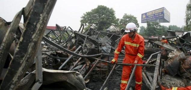 Kina: U požaru u staračkom domu 38 mrtvih