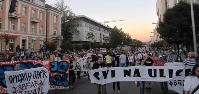 Građanima su ostali još jedino javni protesti kao način da iskažu svoje nezadovoljstvo