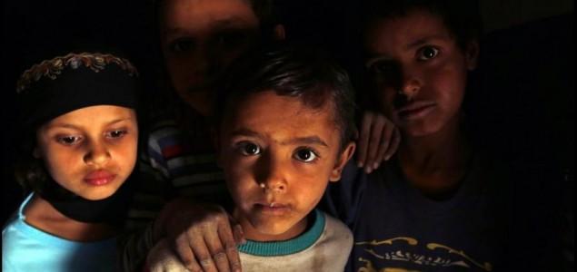 Jemen: Osam miliona djece bez hrane i vode
