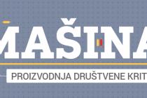 """Mediji i radničke borbe – predstavljanje portala """"Mašina"""""""