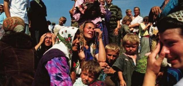 """Jelena Bojić: """"Svi su znali i svi ćute, zar sam samo ja znala da Drinom plutaju leševi i da se pecaju delovi ljudskih tela?"""