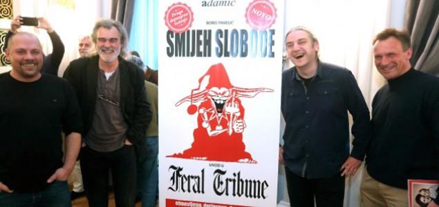 """Promocija knjige """"Smijeh slobode – Uvod u Feral Tribune"""" u Mostaru"""