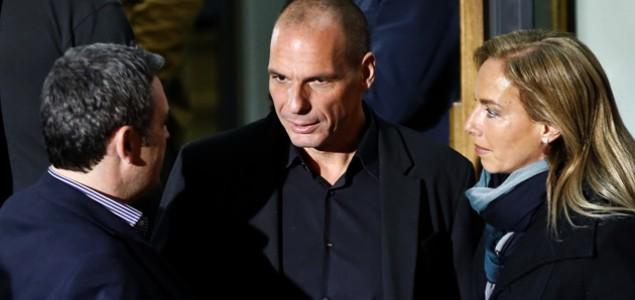 Varoufakis optužio kreditore za 'terorizam'