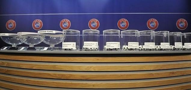 Sarajevo protivnika saznaje tačno u podne, Željezničar, Zrinjski i Olimpic u 13 i 14:30 sati