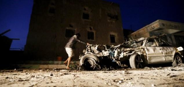 Više od 30 mrtvih u napadu na šijite u Sani