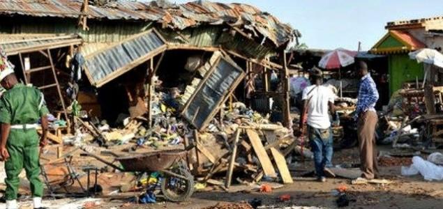 Na tržnici u Nigeriji 12-godišnjakinja izvela teroristički napad