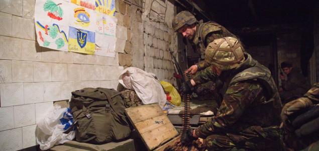 Ukrajina: Borbe u okolini Marjanke