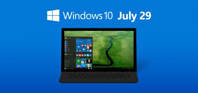 Windows 10 od danas dostupan u 190 zemalja kao besplatna nadogradnja