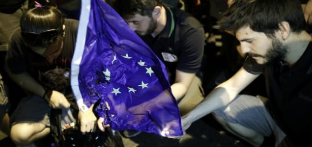 Grčka je rekla NE: Izbacivanje iz eurozone moglo bi biti bolno