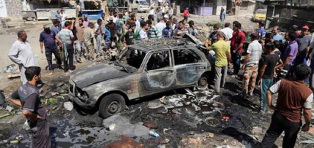 Bombaški pokolj u Bagdadu, 35 mrtvih u tri napada na šiitske četvrti