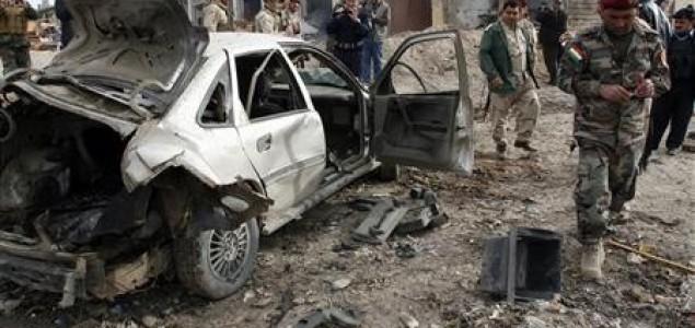 Krvavi ramazanski Bajram: Najmanje 80 poginulih na tržnici u Iraku