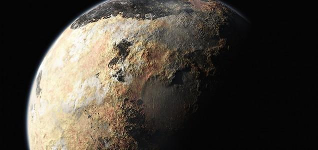 Naučnici: Na Plutonu pada snijeg, a sjeverni pol je prekriven ledom