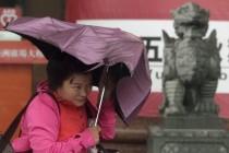 Tajfun Chan-hom približava se Kini, evakuirano 800.000 ljudi