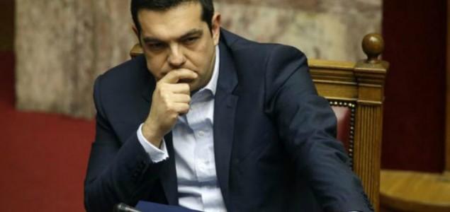 Grčki konzervativci uoči izbora vode ispred Syrize