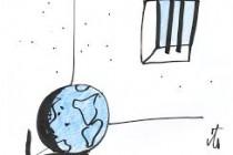 Izložba karikatura Ite Korjenića u Mostaru