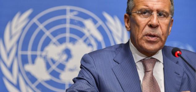 Lavrov: Moguća velika koalicija protiv Islamske države