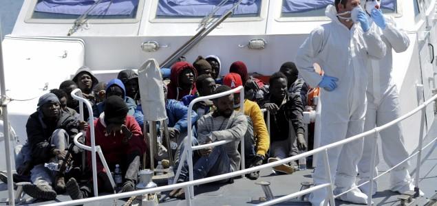 Sicilija: Pristiglo oko 1.300 migranata