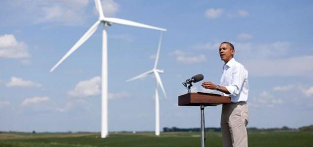 Obama najavio borbu s klimatskim promjenama: One nisu problem za neki drugi naraštaj