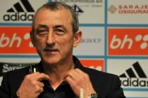 Baždarević u ponedjeljak objavljuje spisak za Belgiju i Andoru