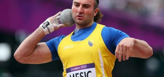 Ostajemo s dva predstavnika na Svjetskom prvenstvu: Mešić obnovio povredu