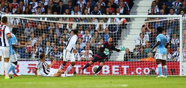 Manchester City furiozno krenuo u novu sezonu: Lagana pobjeda protiv WBA