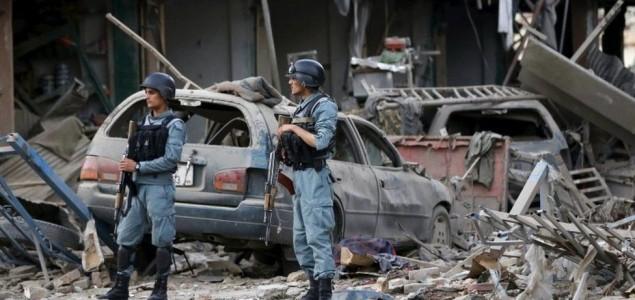 U eksploziji kamiona bombe u Kabulu osam mrtvih i 200 ranjenih