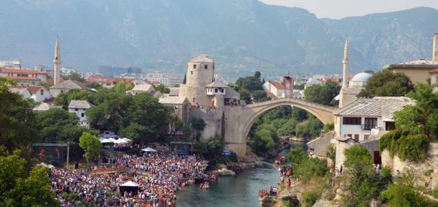 Meksikanac pobjednik ekstremnih skokova sa Starog mosta