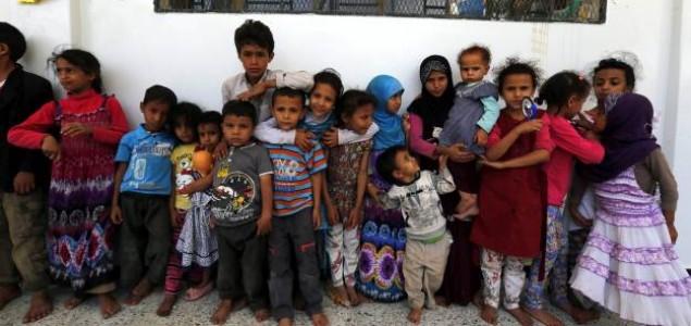 UNICEF: U Jemenu od početka sukoba ubijeno 398, ranjeno 605 djece