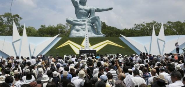 Prije 70 godina atomska bomba sravnila je sa zemljom Nagasaki