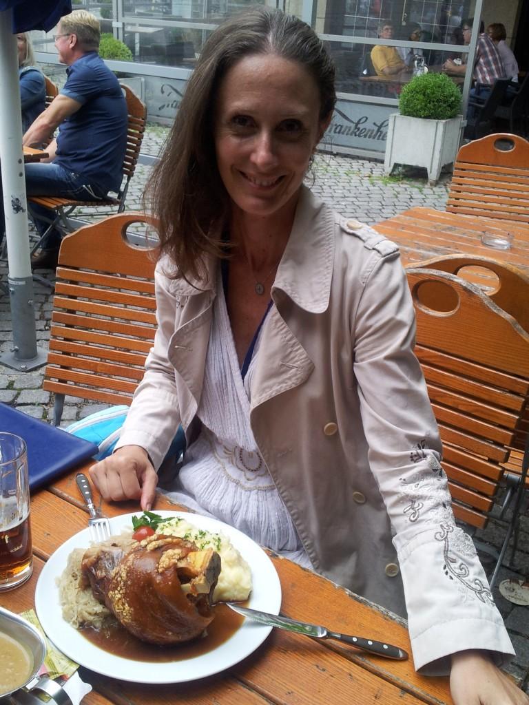 Kad je covjek gladan, a u Dusseldorfu je