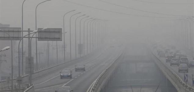 Istraživanje: Smog godišnje ubije 1.6 milijuna Kineza