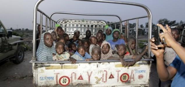 Nigerijska vojska oslobodila 101 dijete i 67 žena iz ruku Boko Harama
