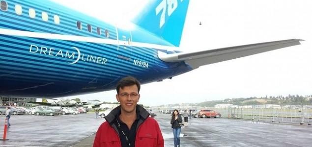 Vedad Mahmuljin, inžinjer godine u Boeingu: Inovacijama uštedio kompaniji više od 100 miliona dolara