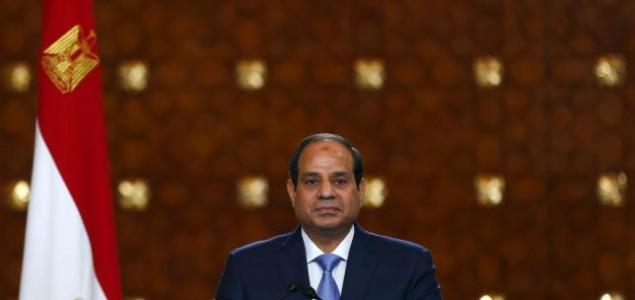 Egipatski predsjednik Abdel Fatah al-Sisi odobrio antiteroristički zakon i uspostavu posebnih sudova