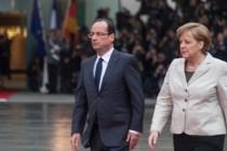 Merkel i Hollande o migrantskoj krizi