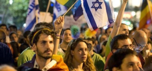 Izraelci protestvovali zbog spaljivanja palestinske bebe
