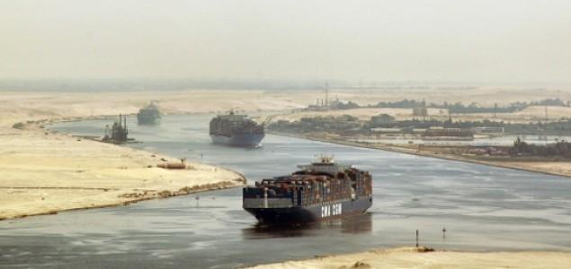 Egipat: Istorijska objava produženja Sueckog kanala