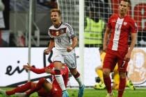 Srbija izašla iz minusa, Njemačka rutinski savladala Poljsku