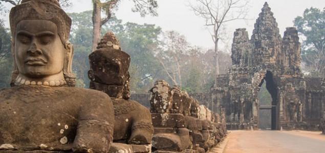 Angkor Thom: Posljednji veliki glavni grad Kmerskog Carstva, Kambodža