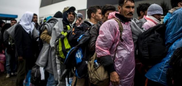 Prijeti humanitarna katastrofa na sirijsko-turskoj granici