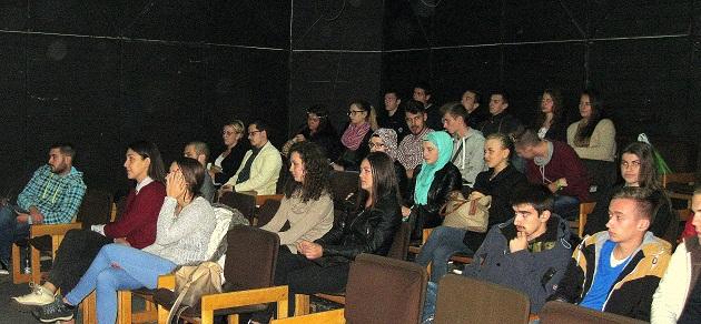 Publika - mladi