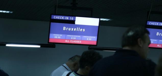 Počinje euforija pred utakmicu Zmajeva s Belgijom: Grupa navijača otputovala u Brisel