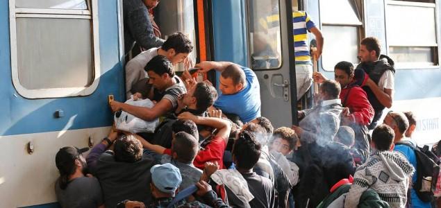 Sastanak u Luksemburgu i protesti podrške izbeglicama